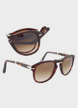 Gafas de sol Persol Folding degradadas marrón