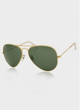 AVIATOR LARGE METAL II