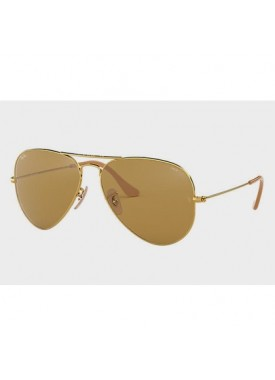 RAY BAN AVIATOR LARGE METAL